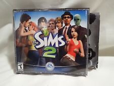 Sims 2 (PC, 2004) Game and manual, tested, fast shipping