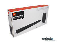 JBL Cinema SB150 Soundbar mit Wireless Aktiv Subwoofer Lautsprecher Bluetooth