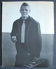 RARE GET LOST STARRING CHET BAKER BY BRUCE WEBER FIRST EDITION 1988 SIGNE SIGNED