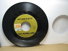 Old 45 RPM Record - A&M 824 - Baja Marimba Band - Ghost Riders in the Sky / Sabo