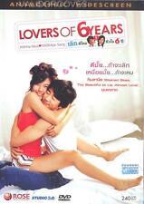 Lovers of 6 Years (2008) DVD R0 Kim Ha-neul,Yoon Kye-sang, Korean Comedy Drama
