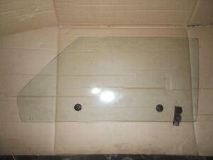 73 74 DODGE 2-DOOR DART PLYMOUTH VALIANT SCAMP 5-HOLE LEFT CLEAR DOOR GLASS