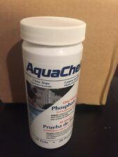 AquaChek One Minute Phosphate Test 20 Tests Per Bottle New In Package