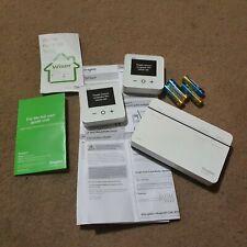 Drayton wiser thermostat kit 3,brand new,no box