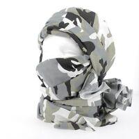 Chèche coton camouflage urbain état neuf / chech foulard écharpe camo urban