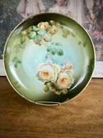 """Bavaria 13"""" Charger Rose Plate"""