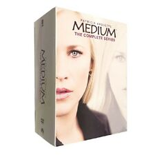 Medium: The Complete Series Season 1-7 (DVD 2017) 1 2 3 4 5 6 7 New **On Sale**