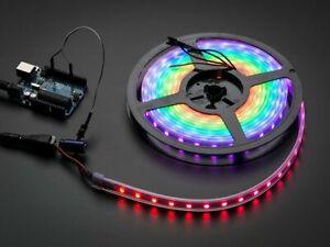 [3DMakerWorld] Adafruit NeoPixel Digital RGB LED Strip - White 60 LED 1m