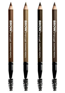 MAYBELLINE Brow Precise Shaping Pencil & Brush - CHOOSE SHADE - NEW