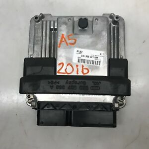 GENUINE 2011-2017 AUDI A5 2.0TDI SPORT BACK ENGINE CONTROL UNIT ECU 04L906021BM