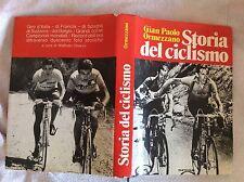 LIBRO CICLISMO  - GIAN PAOLO ORMEZZANO - STORIA DEL CICLISMO - COPPI BARTALI