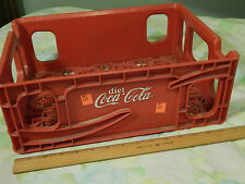 "(vtg) diet coca-cola * husky * ~ kiste ~ schutzhülle ~ carrier ~ ltd. modell ""kraut"""