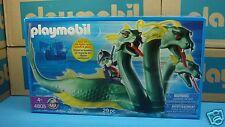Playmobil 4805 Three Headed Sea Serpent gift mint in Box New Geobra toy 111