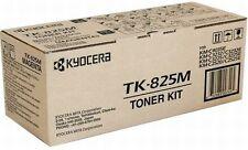 Original Toner Kyocera Mita TK825M TK-825M C4035E C3232 C2520 C2525E 1T02FZBEU0