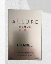 Allure Sport by Chanel Eau De Toilette Spray 3.4 Oz/100 ML (MEN) *NEW SEALED*