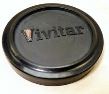 Vivitar 55mm Lens Front Cap Slip on type plastic 57mm ID
