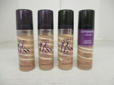 4 COVERGIRL SIMPLY AGELESS 3-IN-1 LIQUID FOUNDATION #260 EXP: 1/21+ AP 2414