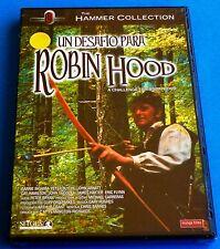 A CHALLENGE FOR ROBIN HOOD / UN DESAFIO PARA ROBIN HOOD - Precintada