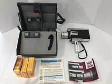 1960's Vintage Canon Zoom 518 Super 8 Movie Camera