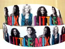 "Little Mix Ribbon 1"" Wide NEW UK SELLER FREE P&P"