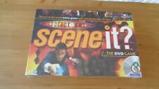 Dr Who Scene It (The DVD game by Mattel from 2008) **NEW AND SEALED**