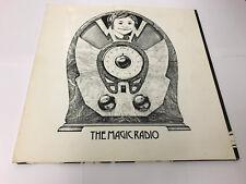 Tony Hertz Magic Radio A Bedtime Story For Advertising People LUX 208 Vinyl EX