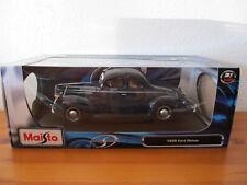 ( Go) 1:18 Maisto Ford Deluxe 1939 NUEVO / emb.orig