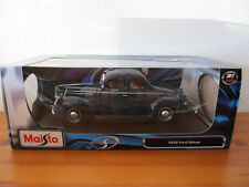 ( GO ) 1:18 Maisto Ford Deluxe 1939 NEUF / EMBALLAGE D'ORIGINE