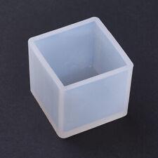 Silikonform Würfel  4x4 cm Mold Handwerk Resin Viereck  Gießen -5065