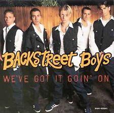 BACKSTREET BOYS - Weve Got It Goin' On [Single] CD ** BRAND NEW/STILL SEALED **