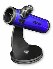 Carson SkySeeker Newtonian Reflector Telescope 15-37.5X 76mm Astronomy JC200
