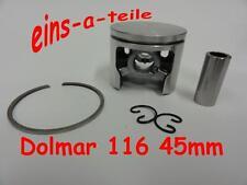 Kolben passend für Dolmar 116 45mm NEU Top Qualität