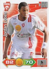 JORDAN LOTIES # AS.NANCY CARD PANINI ADRENALYN 2012
