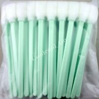 50 x Solvent Cleaning Swabs for Roland Mimaki Mutoh Printer New