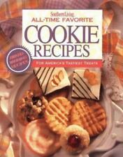 Southern Living All Time Favorite Cookie Recipes by Southern Living Editors (199