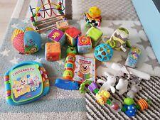 Spielzeug Paket für BABY Kleinkinder fisher Price Und Mehr