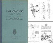 Hawker Hart / Hind historic archive manual very rare period detail 1930's RAF