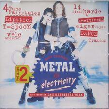 14 STAALHARDE & KNETTEREND EIGENWIJZE DANCE TRACKS - VOL.2 - CD