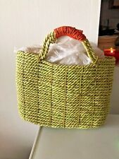 Brooks Brothers Vintage Wicker Basket and Picnic retail 459