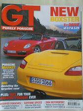 GT Porsche Dec 2004 Boxster 2.7 & 3.2S, 906