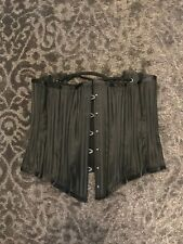 Orchard Corset Story Hot Topic Torrid Goth Punk Metal