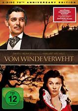 VOM WINDE VERWEHT-70TH ANNIVERSARY EDITION - (GERMAN IMPORT) DVD NEW