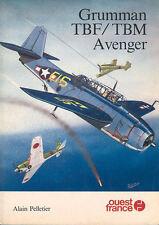 GRUMMAN AVENGER FRENCH NAVY AERONAVALE WW2 USN VT USMC RN FAA TARPON RCN RNZAF