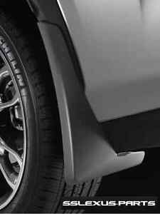 Lexus NX300 NX300H (2018-) OEM Genuine MUDGUARDS MUD FLAPS PK389-78J00-TP