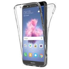 "Coque Housse 360° Clear FULL TPU Gel Silicone Huawei P smart 5.65""/ Enjoy 7S"