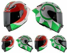 AGV Pista GP-R Limited Edition Motorcycle Helmet Rossi Mugello 2018 ML 59/60