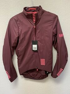 Brand New! Mens Rapha Pro Team Insulated Jacket | Medium | Burgundy