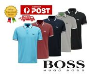 Hugo Boss Polo Shirt Short Sleeve Modern Fit Collar Neck