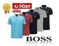 Hugo Boss Polo Shirt Short Sleeve Modern Fit Collar Neck