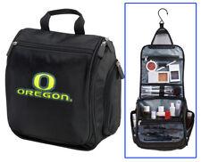 University of Oregon Toiletry Bag- UO Shaving Kit  Travel Bag Dopp Kit Men Women
